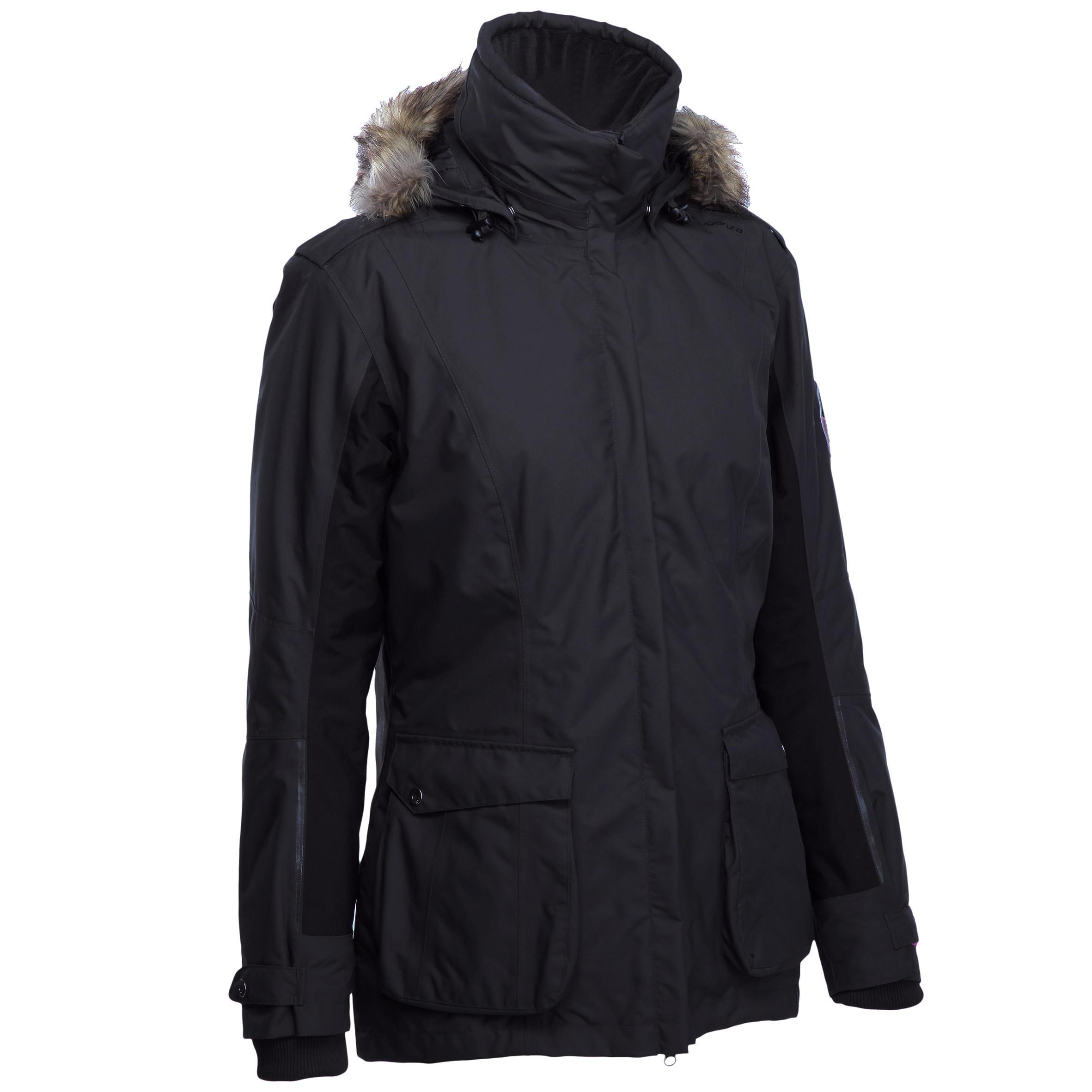 Jachetă parka Paddock Gri Damă la Reducere poza