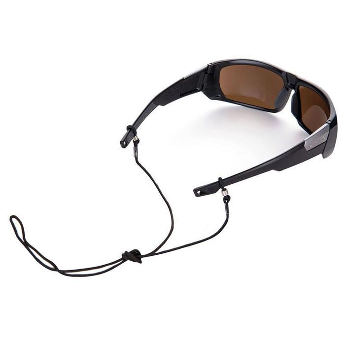 Brillenkoord met gespen Strap 100 zwart