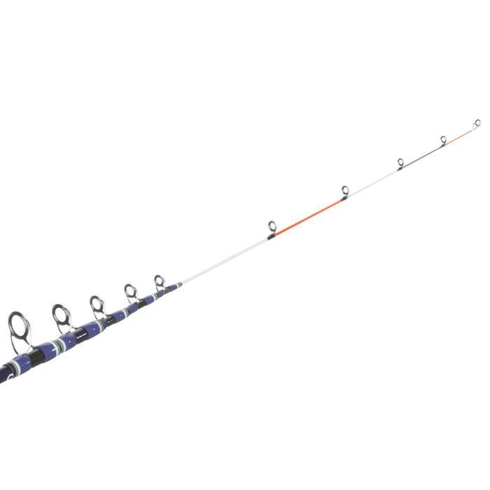 Set voor zeehengelen SENSEATIP 5 TELESCO 270
