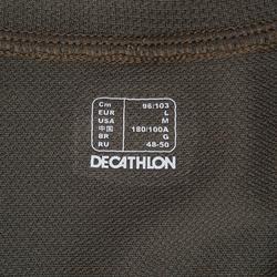 Ademend T-shirt 100 met korte mouwen - 806949