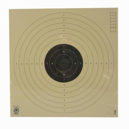 Cible pistolet air comprimé à 10 mètres