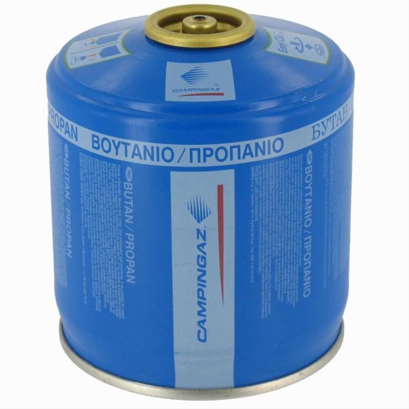 Cartouche de gaz à valve pour réchaud CV 300 + (240 grammes)