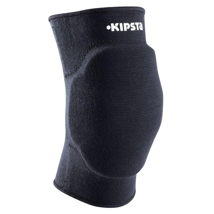 Volleyball-Knieschoner V500 schwarz