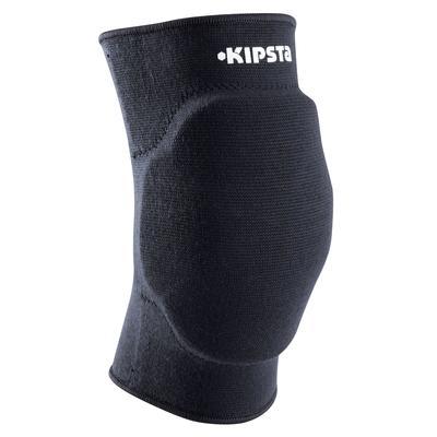 وسادات الركبة V500 لرياضة الكرة الطائرة - لون أسود