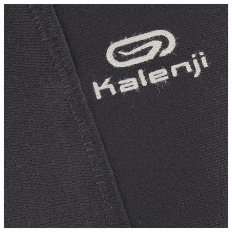 Kalenji Comfort Women's Running Thong Black