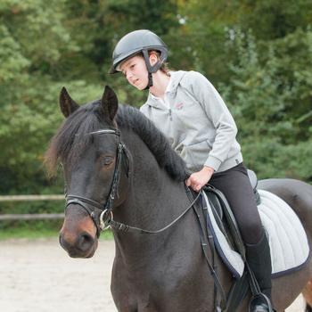 Sweat equitation enfant HORSE chiné - 807754