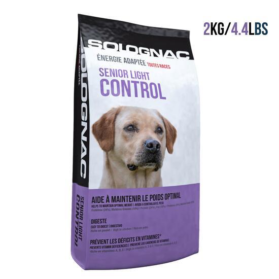 Hondenvoer Senior Light Control 12 kg - 807847