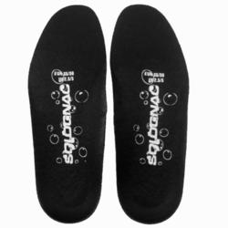 Plantillas para botas 100 negro