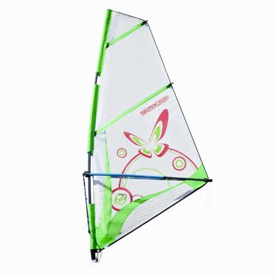 Windsurf tuigage 3 m² voor kinderen monofilm - 808003