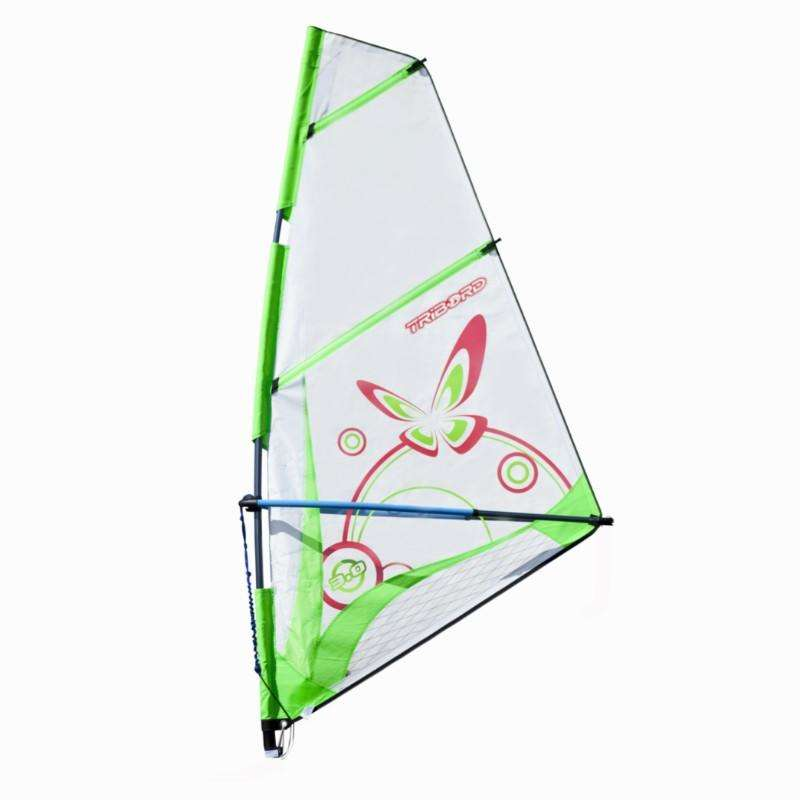 WINDSURF Kitesurfing and windsurfing - WINDSURF RIG 3m² TAMAHOO - Kitesurfing and windsurfing