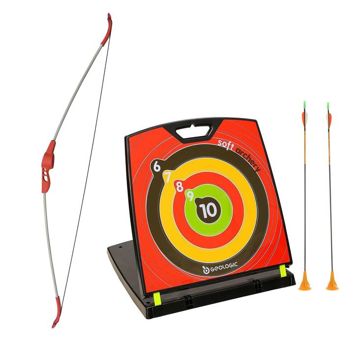 KIT TIR A L'ARC SOFTARCHERY 2 - 808010