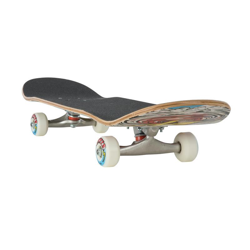 Mid 5 Robot Skateboard
