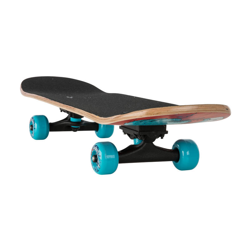 Skate enfant PLAY120 BEAR bleu