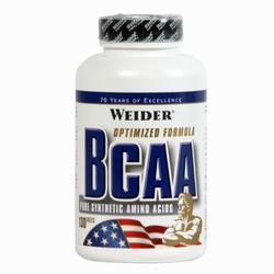 BCAA WEIDER 130 capsules
