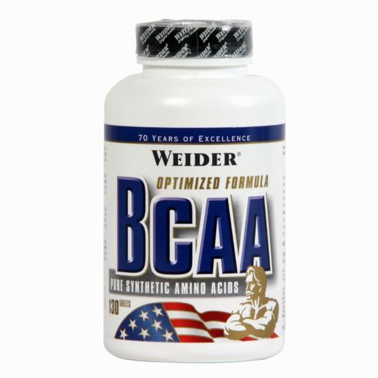 BCAA WEIDER 130 capsules - 808264