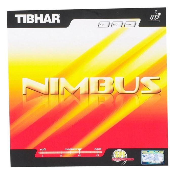 Rubber voor tafeltennisbat Nimbus