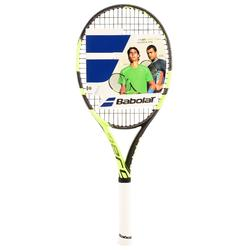 Tennisracket Pure Aero team geel/zwart - 808440