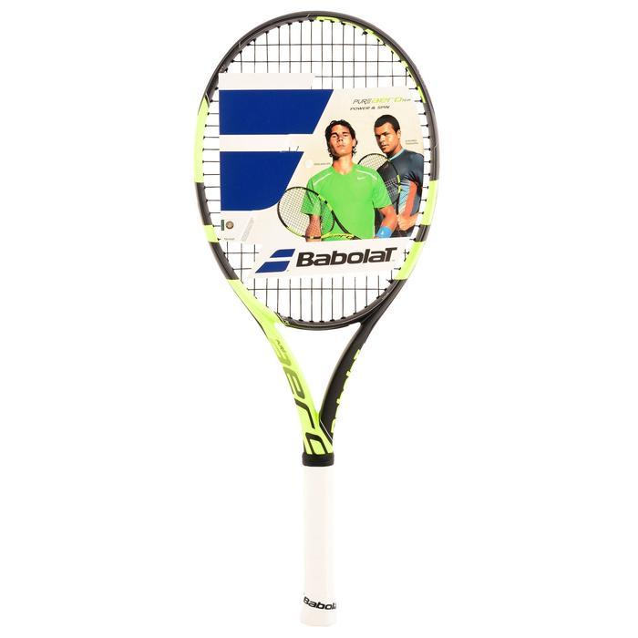 Tennisracket volwassenen Babolat Pure Aero geel zwart - 808440