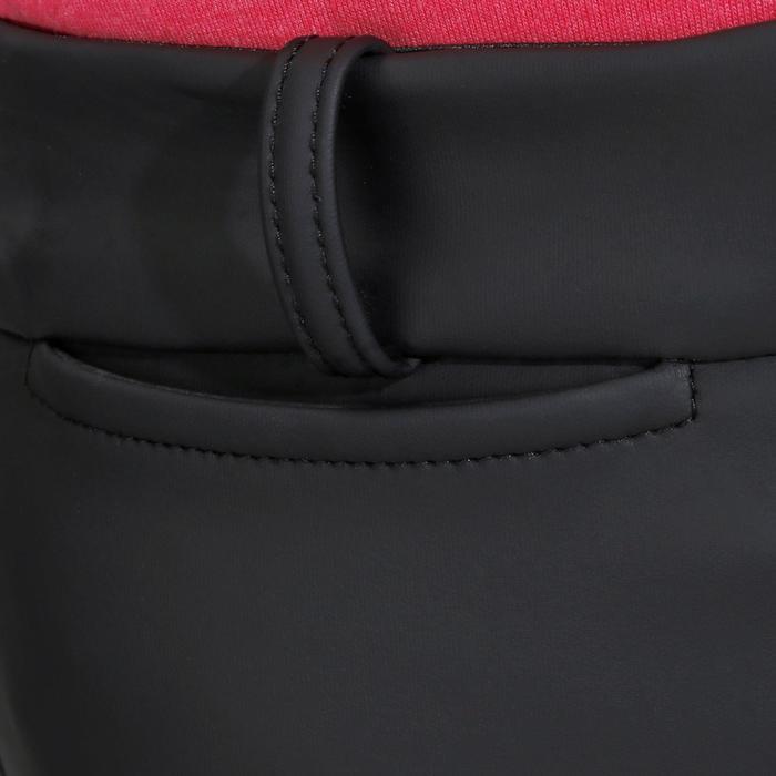 Pantalon imperméable chaud et respirant équitation femme KIPWARM - 808572