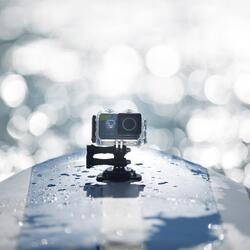 Caméra embarque passion journée