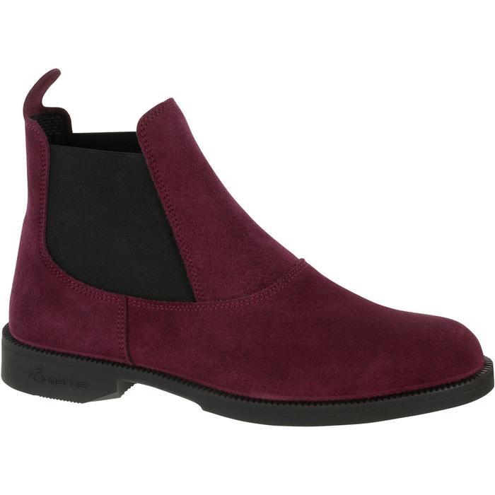 Boots équitation adulte CLASSIC ONE 100 - 808916