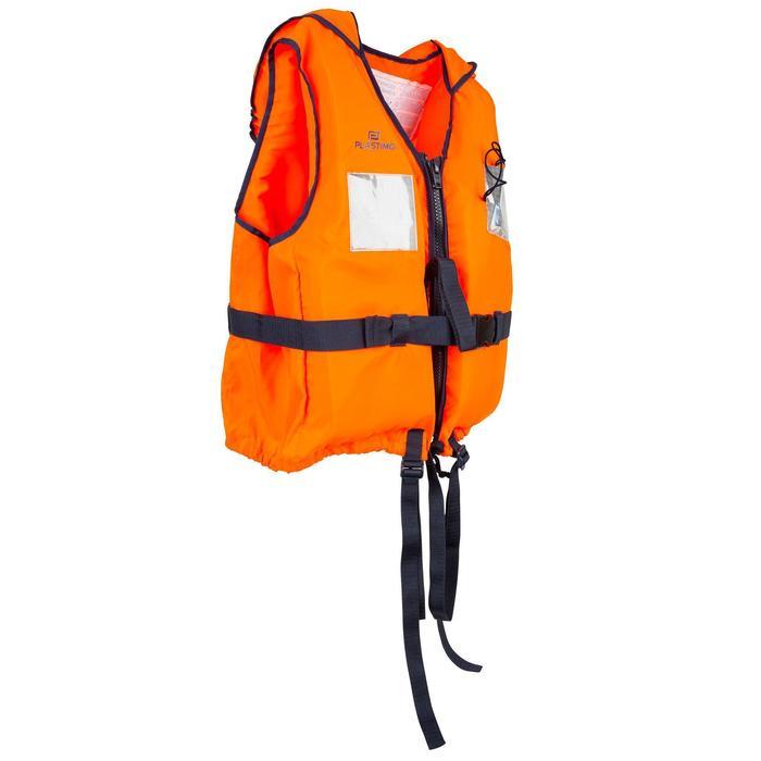 Gilet de sauvetage mousse adulte TYPHON 150N orange - 808927