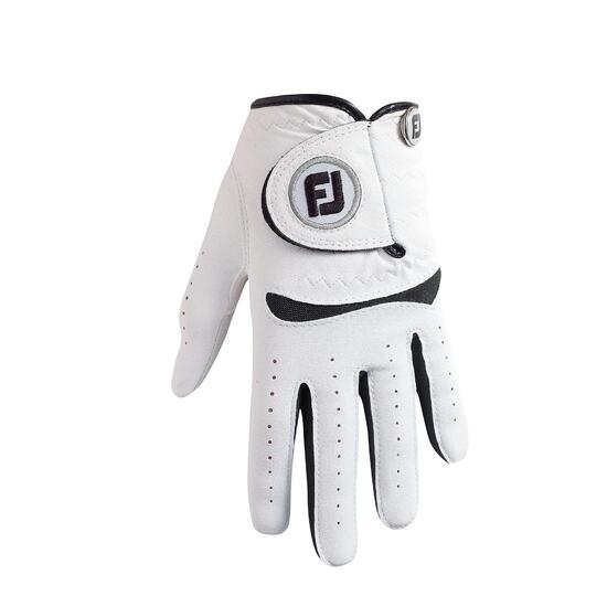 Golfhandschoen voor kinderen wit - 808991