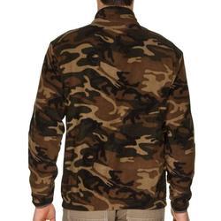 Jagersfleece 300 camouflage groen