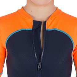Short jongens Swim Boy blauw/oranje - 809273