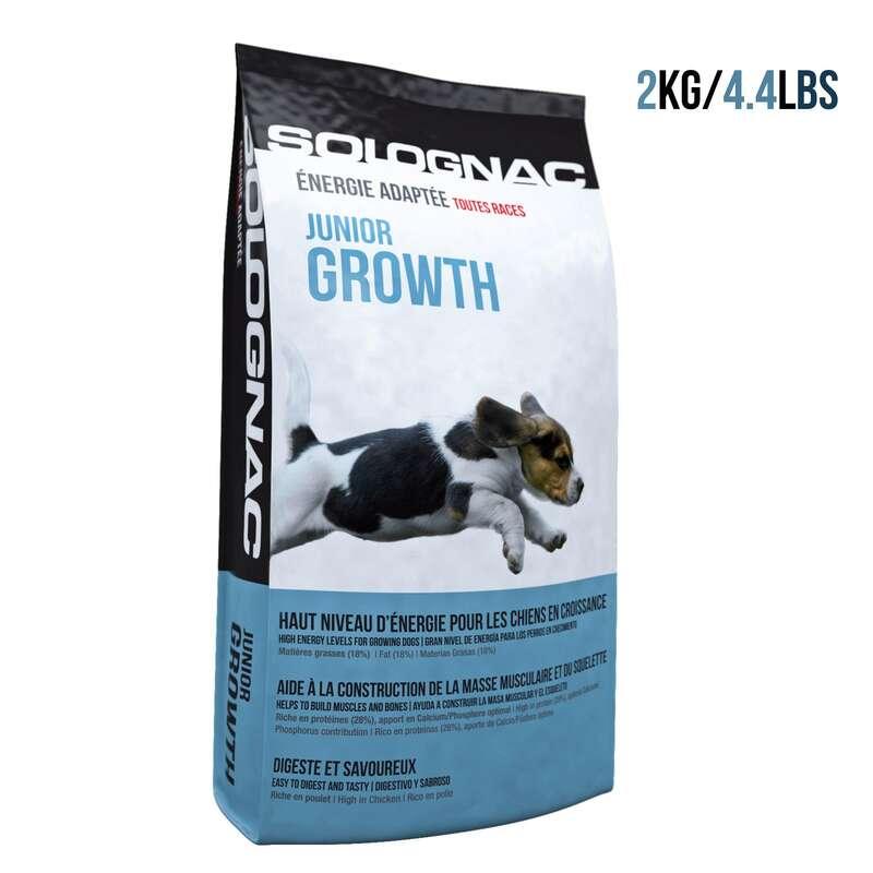 Alimentazione cane Caccia - Crocchette cane JUNIOR GROWTH SOLOGNAC - Cane
