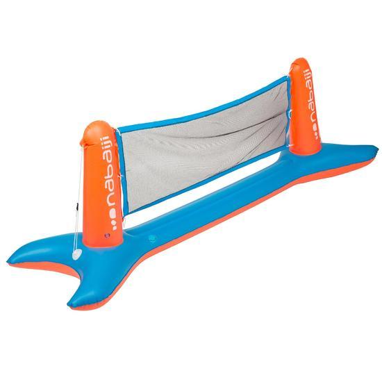 Net voor watervolley blauw/oranje - 809476