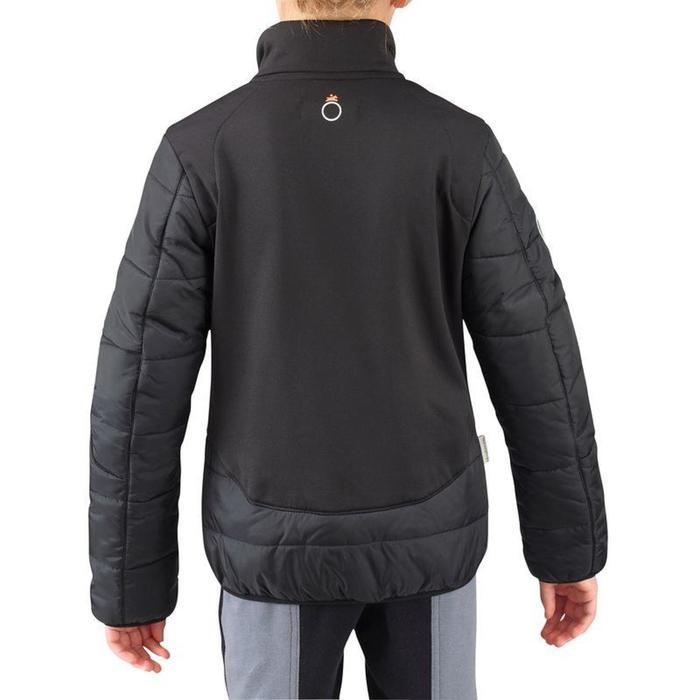 Veste équitation enfant SAFY noir - 809618