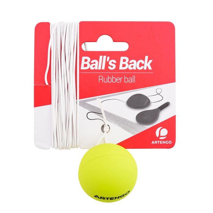 Woody Ball's Back Bal