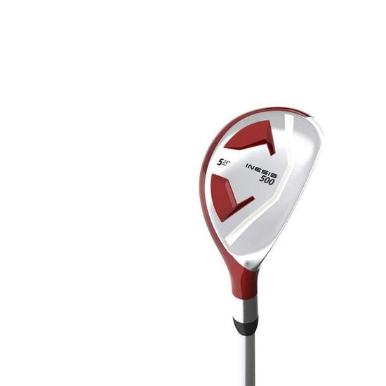 Golf hybride 500 nr. 5 voor kinderen 8-10 jaar rechtshandig - 809759