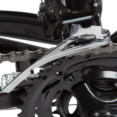 Дитячий гірський велосипед Rockrider 700, 24_QUOTE_, 9-12 років - Чорний