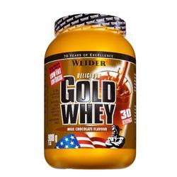 Eiwitten Gold Whey chocolade 908 g