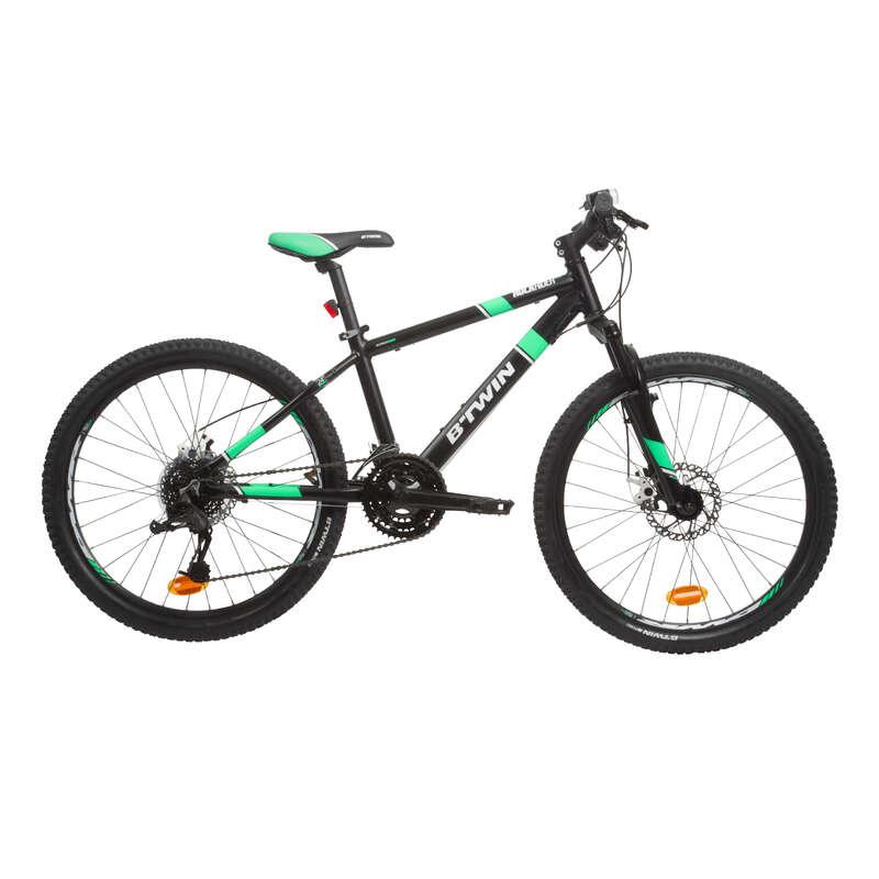KIDS MTB BIKES 6-12 YEARS - Rockrider 700 Kids Mountain Bike - 24