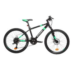 Kindermountainbike 24 inch, Rockrider 700, geel