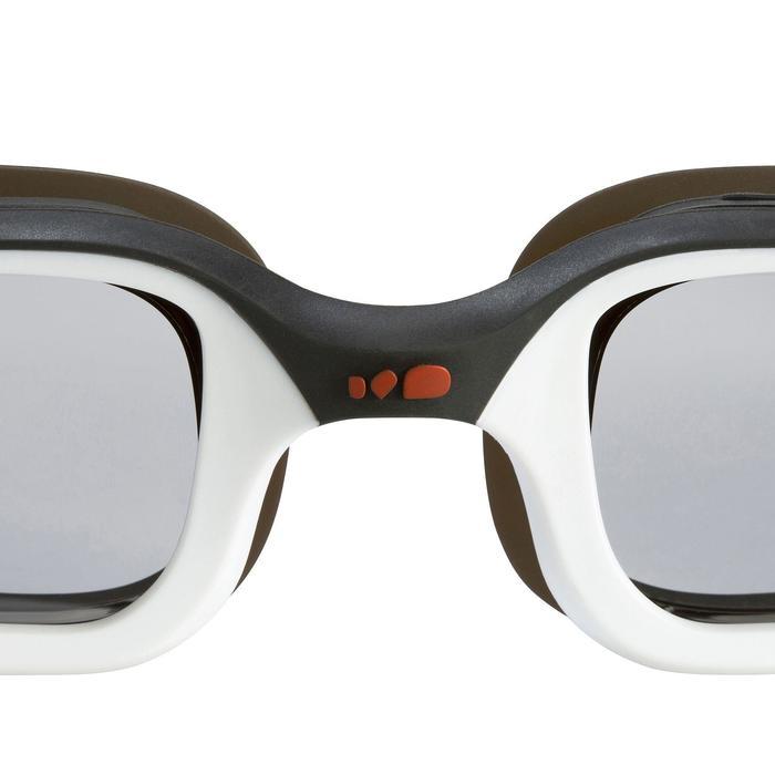 Lunettes de natation SELFIT PACK luminosité 3en1 taille S blanc noir - 810089