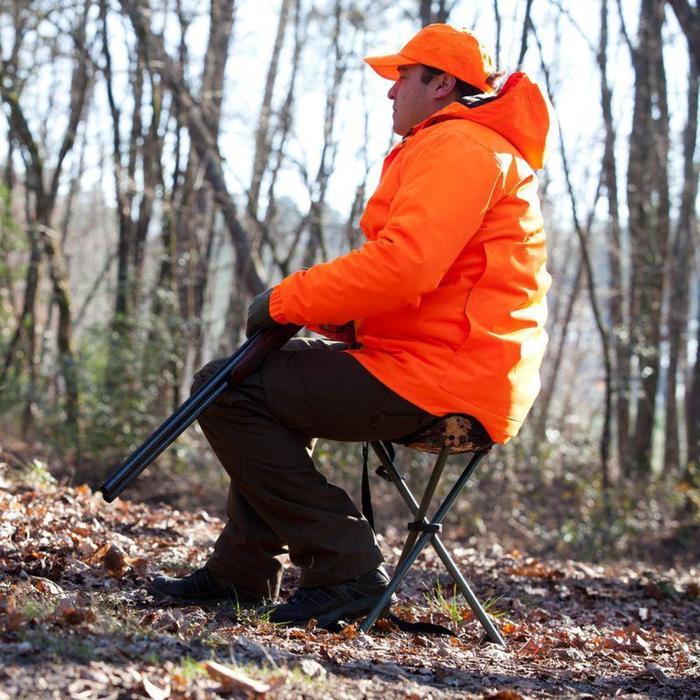 Trépied chasse télescopique camouflage marron - 810099