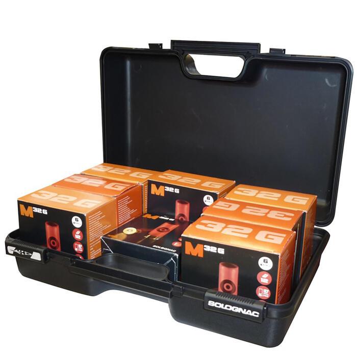 Mallette rangement pour 200 cartouches - 810172