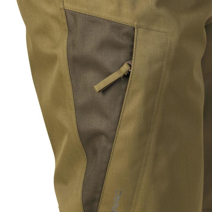 Pantalon chasse imperméable chaud 500 - 810520