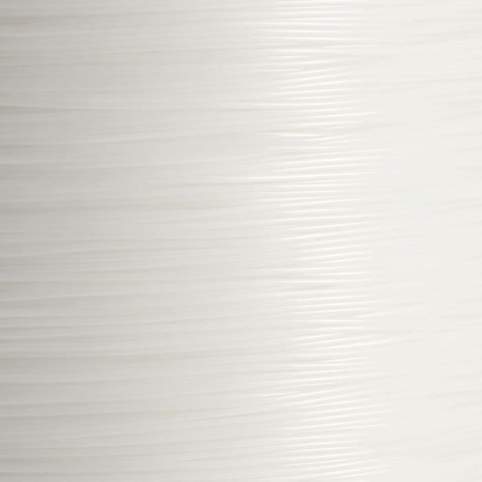 Vislijn Abrasion wit 1000 m zeehengelen