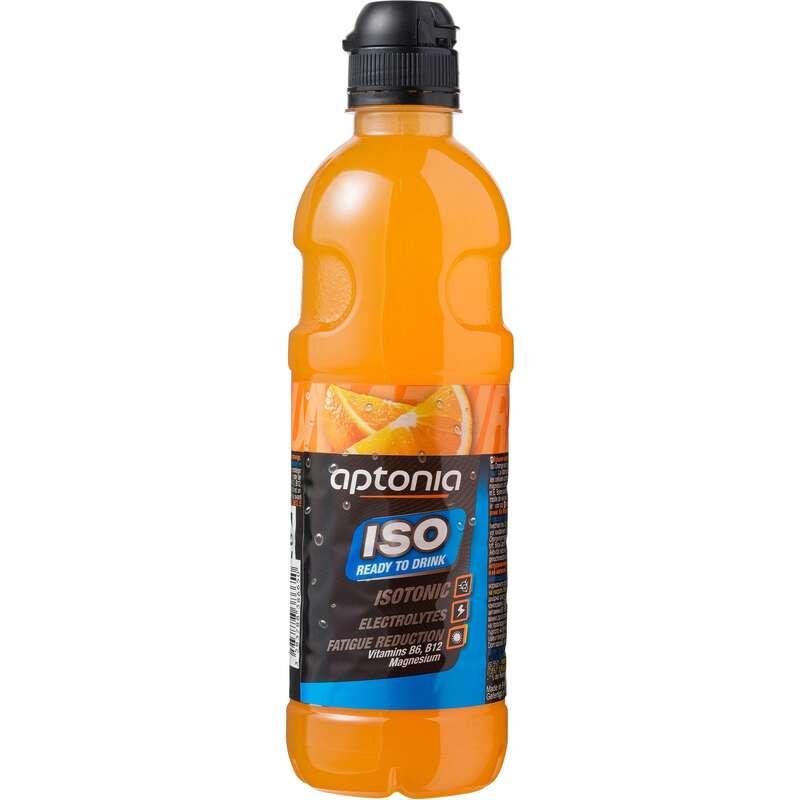 DOPLNĚNÍ TEKUTIN PŘED SPORTEM Triatlon - NÁPOJ ISO 500 ML POMERANČOVÝ APTONIA - Výživa a hydratace