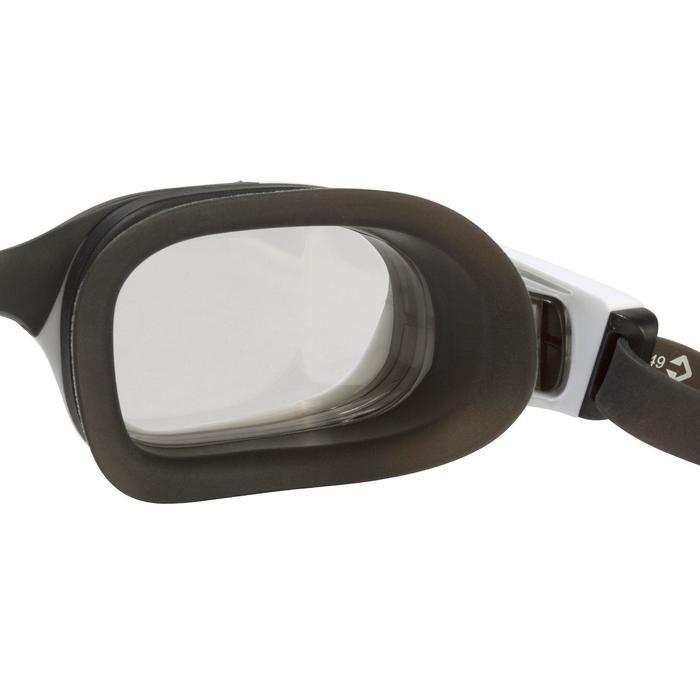 Lunettes de natation SELFIT PACK luminosité 3en1 taille S blanc noir - 811190