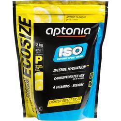 Poeder voor isotone dorstlesser ISO citroen 2 kg