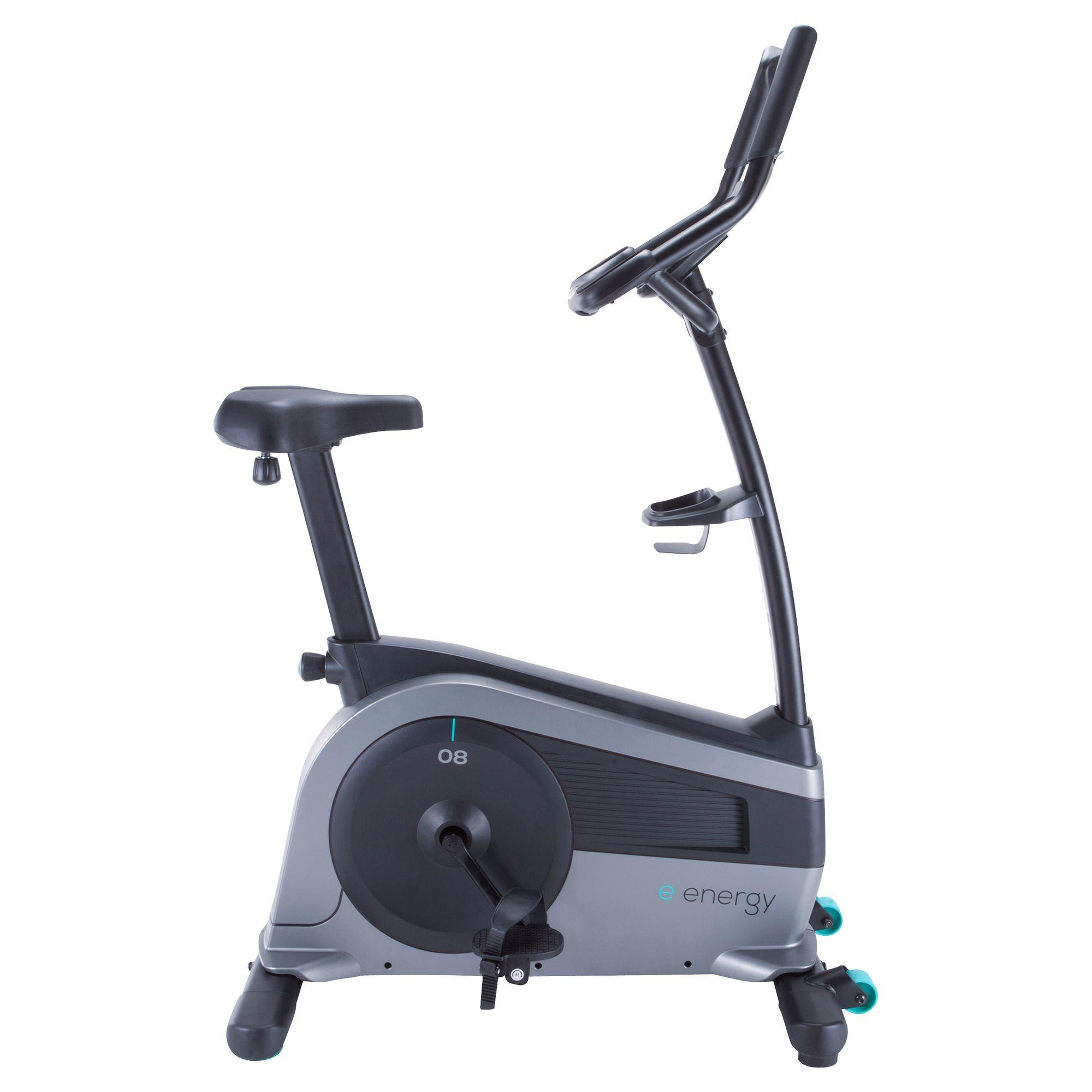 E Energy Exercise Bike Compatible with the E Connected* App