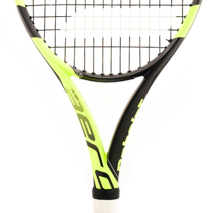 Tennisracket volwassenen Babolat Pure Aero geel zwart - 811846