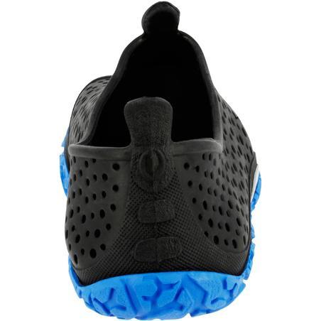 Zapatos aquagym aquafitness AQUADOTS negro azul