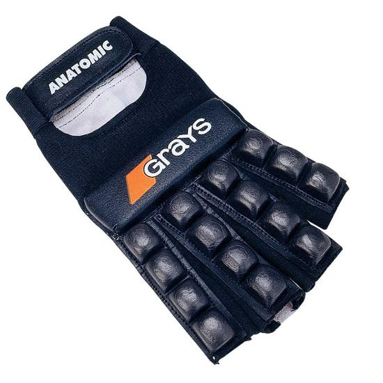 Beschermende handschoenen Anatomic voor volwassenen, voor veldhockey, blauw - 812315